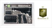 Tapco Intrafuse Collapsible Stock Set AR15 Black