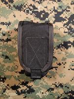 Diamondback Tactical Smoke Grenade Pouch Molle / Pals Black