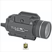 Streamlight TLR-2 HL Tac Light With Laser