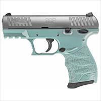 Walther CCP M2 Angel Blue Polymer Frame Compact 9mm