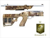 Adaptive Tactical RM-4 Stock for Ruger 10/22 Take Down Kryptec Camo