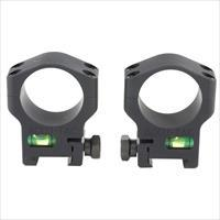 ACCU-TAC 34MM SCOPE RINGS With Bubble Levels
