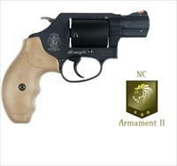 Smith & Wesson 360 Airweight 357 Magnum J-Frame