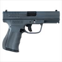 FMK 9C1 G2 Patriot II Compact Pistol 9mm Urban Grey