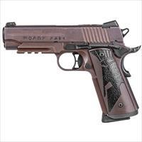 Sig Sauer 1911 Spartan II Carry 45ACP Siglite Night Sights Distressed Coyote Finish