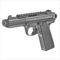 Ruger Mark IV Tactical 22/45 Threaded 22lr