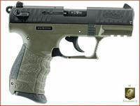 Walther P22 California Military OD Green 22lr
