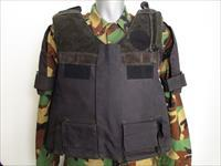 lvl IIIa Full Coverage Ballistic Vest With DAPS/Bicep Protectors SWAT Body Armor
