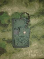 Diamondback Tactical Ranger Green Molle / Pals Universal Radio Pouch