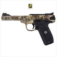 Smith & Wesson Victory 22lr Kryptek Highlander Finish