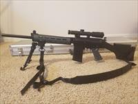 "DSA SA58 ""GRAYWOLF"" FAL-- 21'' Heavy Bull Barrel--MAGPUL Sniper Stock--Semi-Auto .308"
