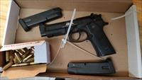 Beretta 96FS, with a story...