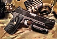 Never Fired Wilson Combat CQB 1911  in .45 ACP