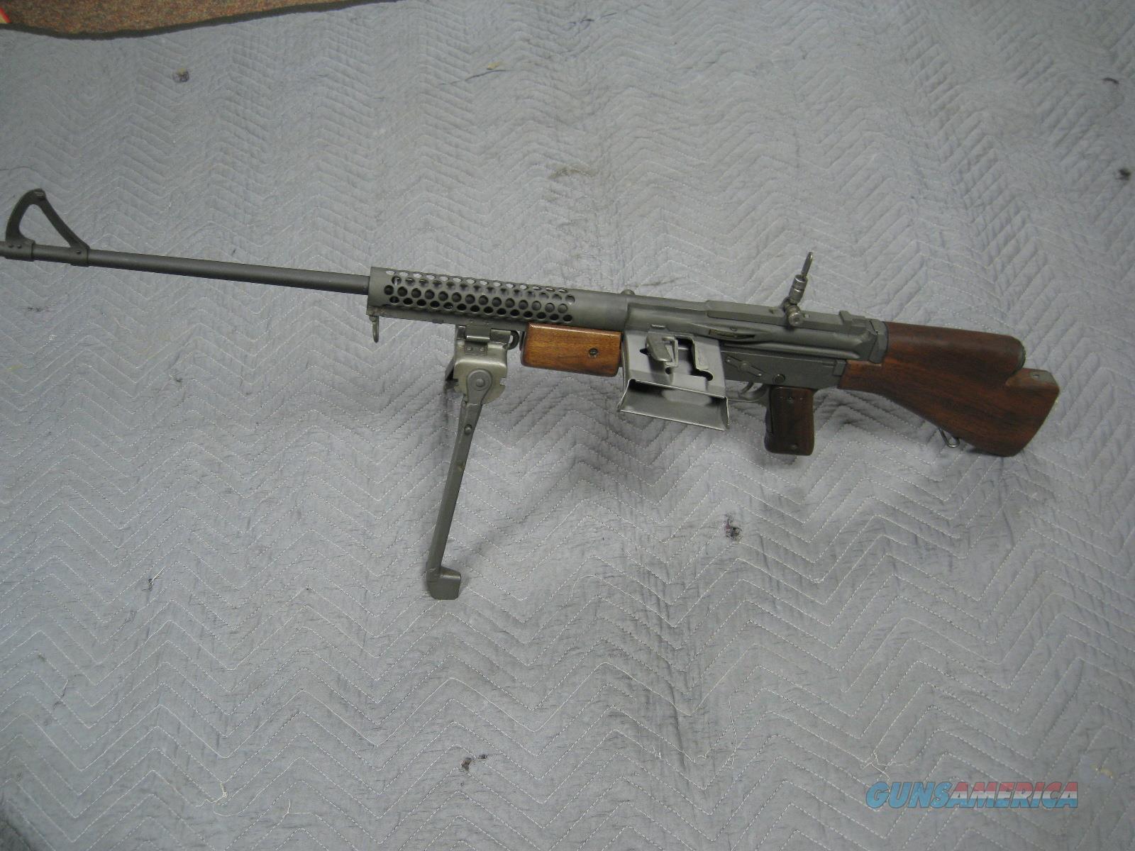 1941 Johnson m1941 Light machine gun (semi-auto)