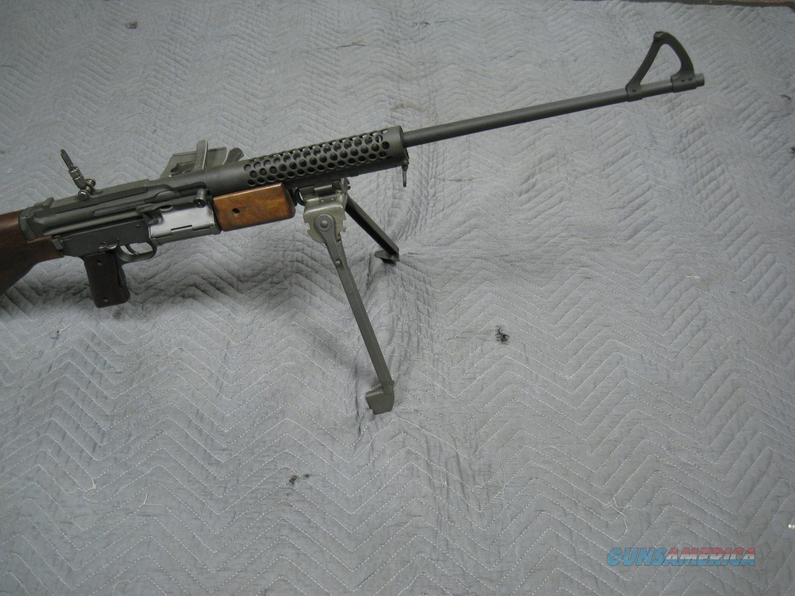 1941 Johnson m1941 Light machine gun (semi-auto)