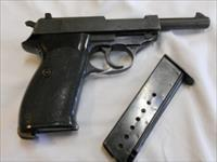 WALTER P38 1959 9MM IN GOOD CONDITION!