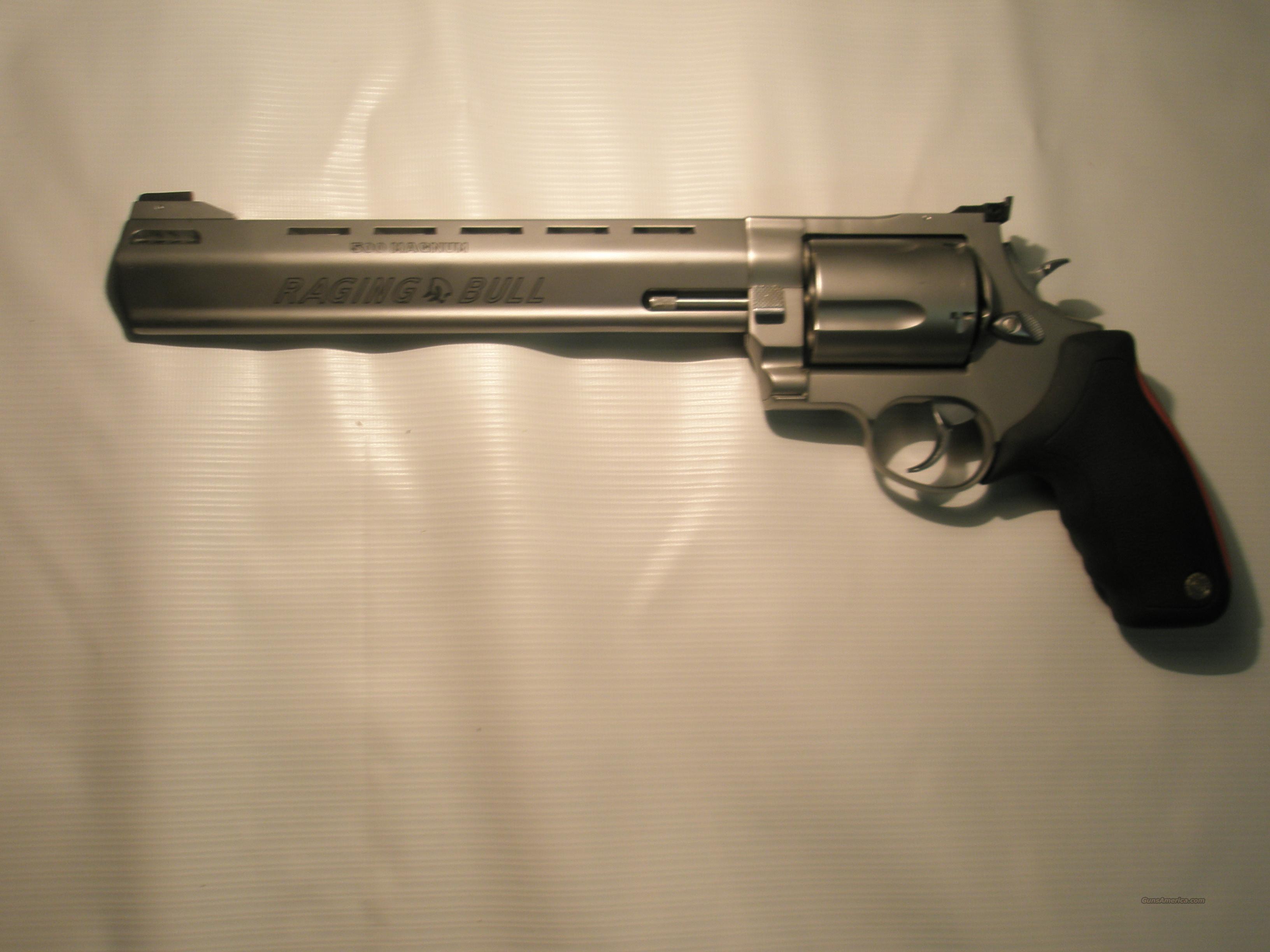 Taurus 500 Raging Bull 500 Magnum