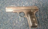 Colt 1903 32 with Barrel Bushing 1909 MFG Type 2