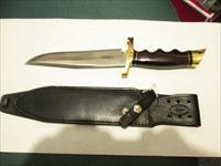 G.W STONE CUSTOM FIGHTING KNIFE 8 INCH BLADE