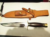 Ralph Bone VIETNAM ERA FIGHTING KNIFE 8 INCH BLADE