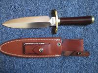 Randall Tom Clinton special custom knife