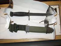 Imperial M7 bayonet mint in original wrap with M8A1 scabbard