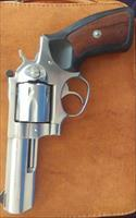 Very nice 1989 Roger 357 magnum, 4 inch barrel