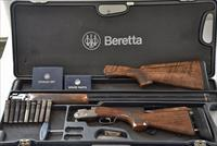 "Beretta 682 Gold E Sporting 32"" with Shockmaster recoil system"