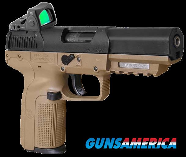 FN 57 Five SeveN 5.7x28mm Pistol W/ Shooters Pa... For Sale