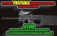 FN PS90 w/ Factory Red Dot - GEN 1 HAMMER UPGRADE & (2) 50 ROUND MAGS WITH DERLIN ROLLERS!  Build Your Own Custom PS90! ON FN57SALE