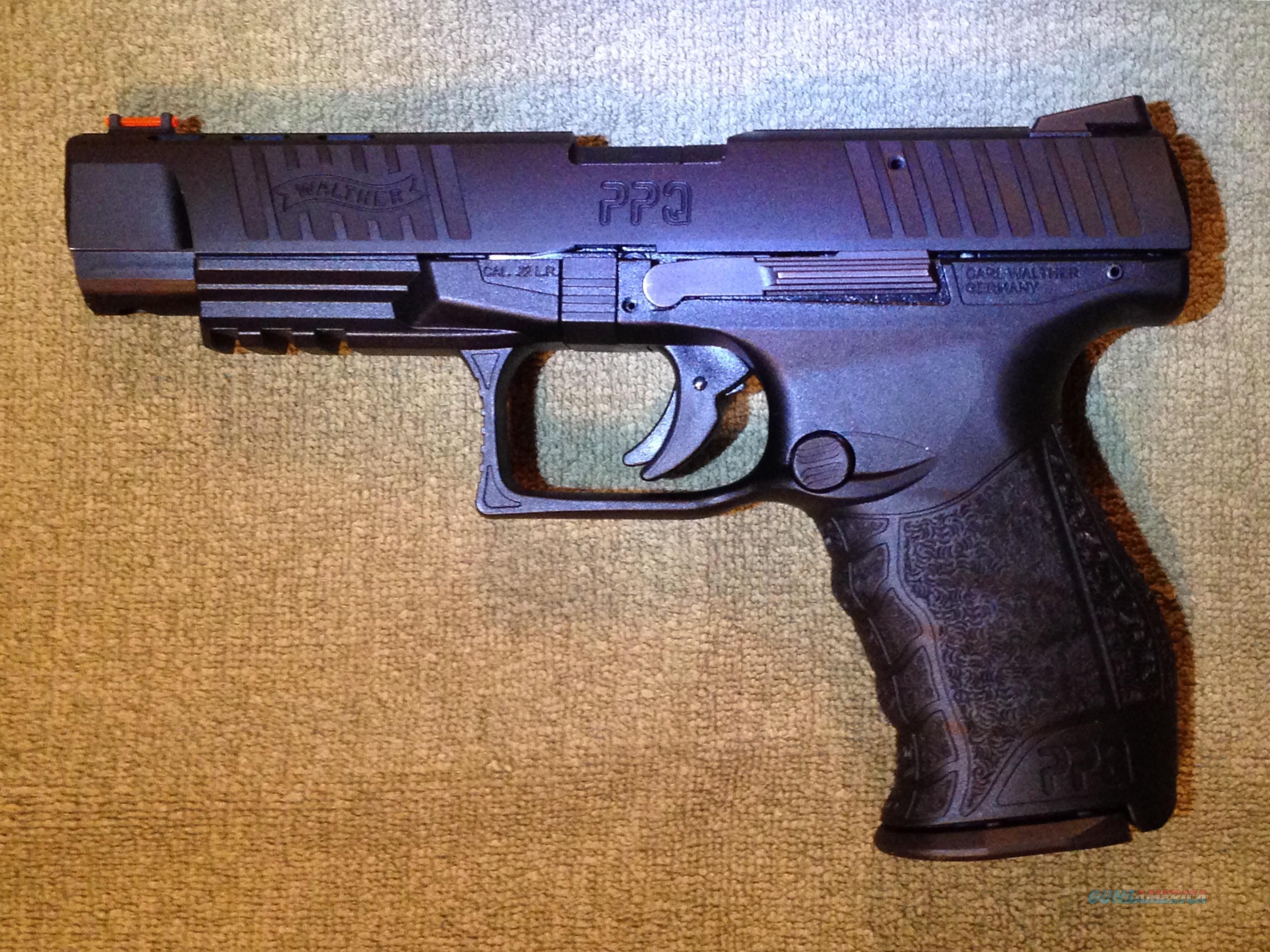 Walther PPQ M2  22 LR 5