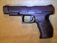 "Walther PPQ M2 .22 LR 5"" Target Model w/Fiber Optic Front Sight"