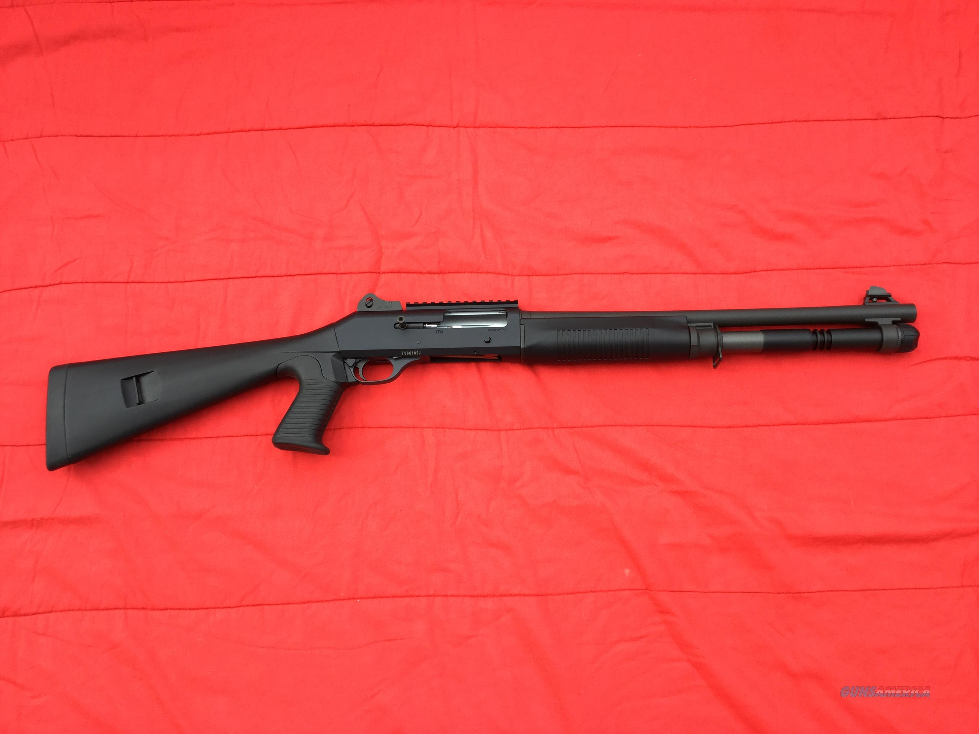 Benelli M4 Tactical, Model 11707, Like New, Never Fired, incl 7 rnd
