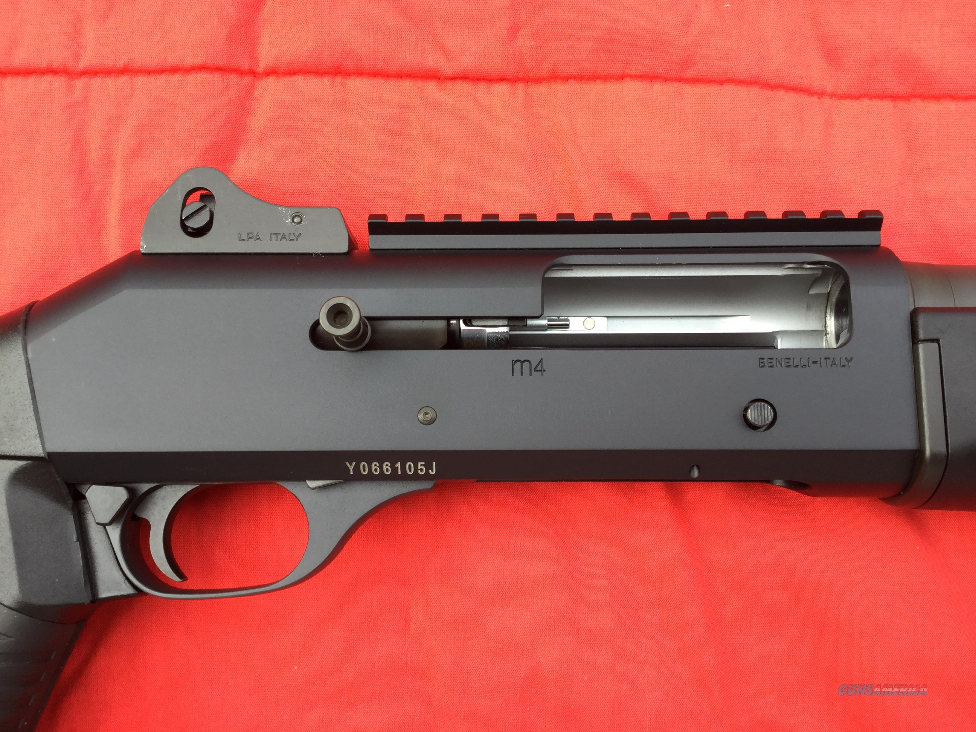 Jays Auto Sales >> Benelli M4 Tactical, Model 11707, Like New, Nev... for sale