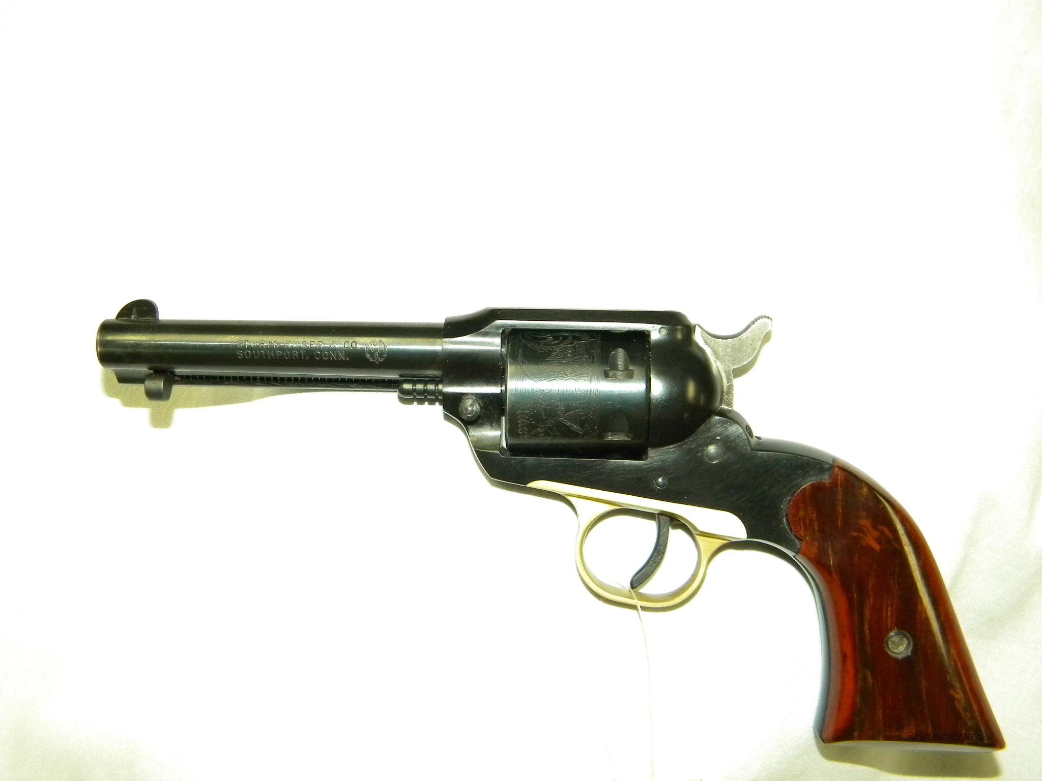 Old Model Ruger Bearcat  22 Made in early 60's