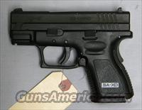 "Springfield Armory XD-9, 3"" Sub-Compact"
