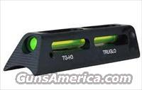 "TruGlo ""Brite Site"" Fiber-Optic Shotgun Front Sight, With Tritium For Night Use"