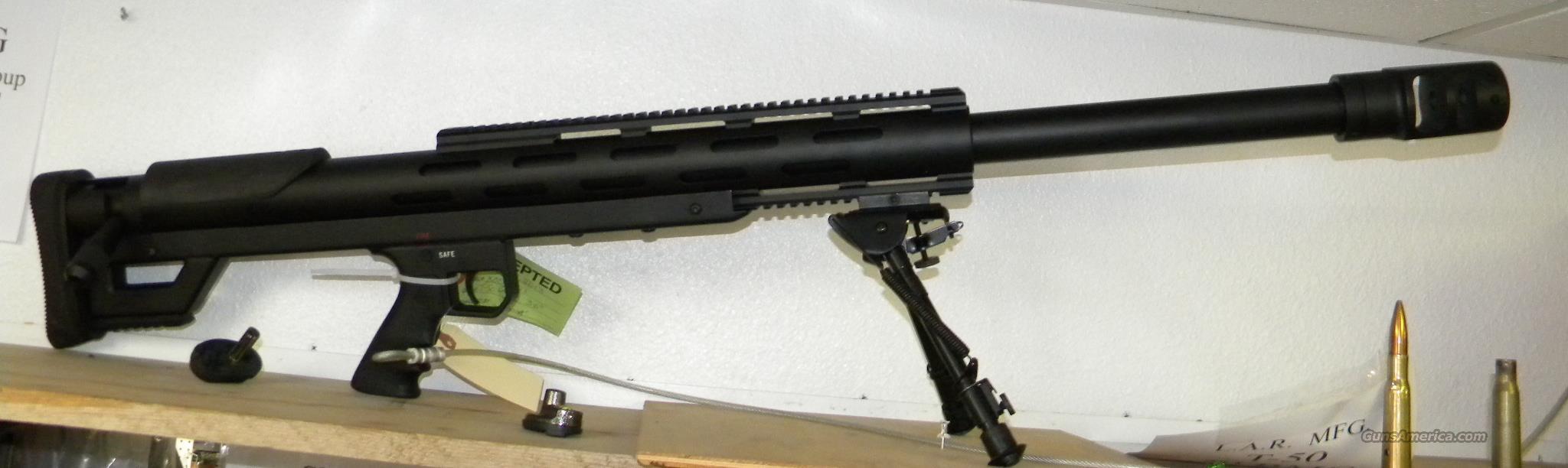 Lar T 50 50 Bmg Single Shot Rifle For Sale