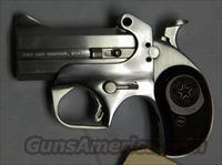 Bond Arms 'Texas Defender', .45 LC/.410 Over/Under Derringer