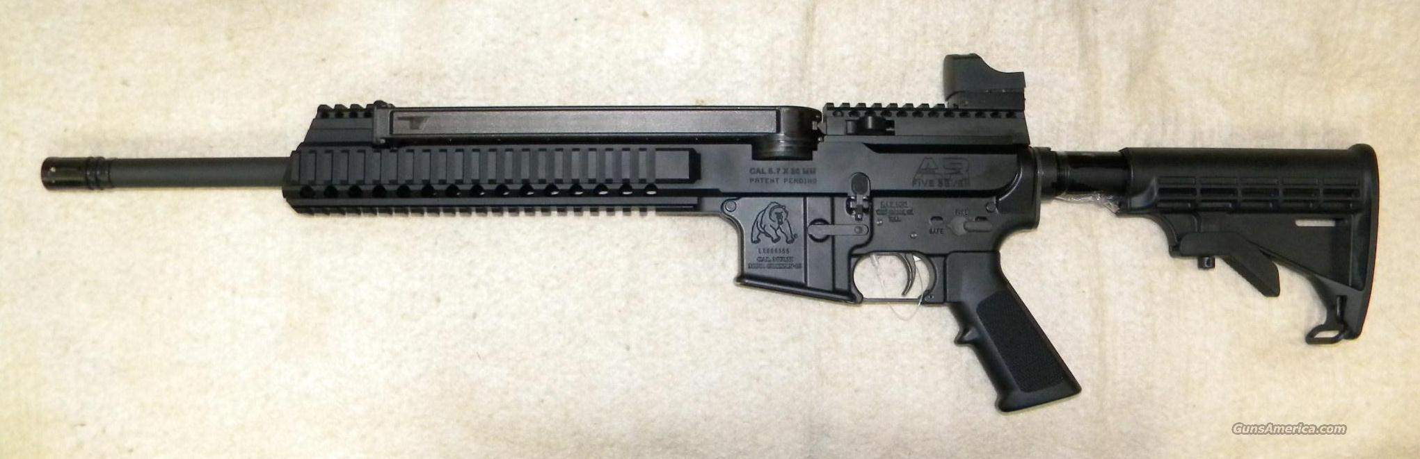 AR Five Seven Upper 5.7x28 with FA Bolt! SOLD - Page 1 - AR15.COM
