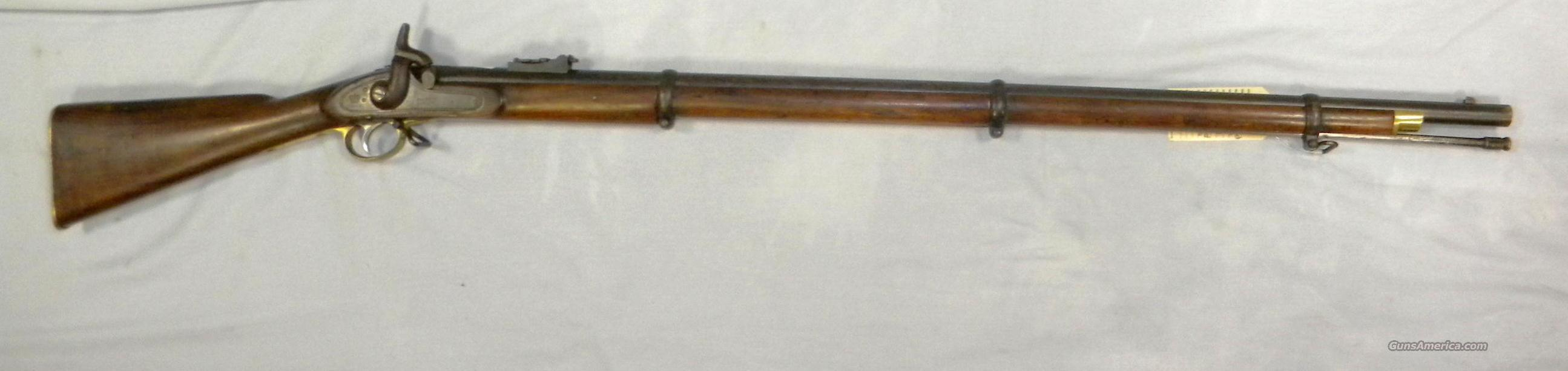 1853 Enfield Barnett P53 3-band Possible Confederate rifle