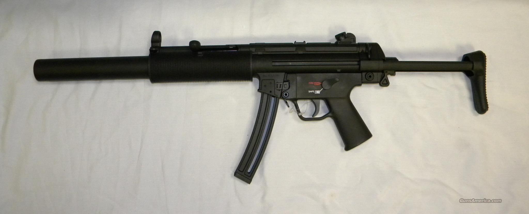 A1 Auto Sales >> HK MP5 SD, .22 LR for sale