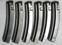 30-Round Mags For H&K MP5 9mm, With Mag Coupler