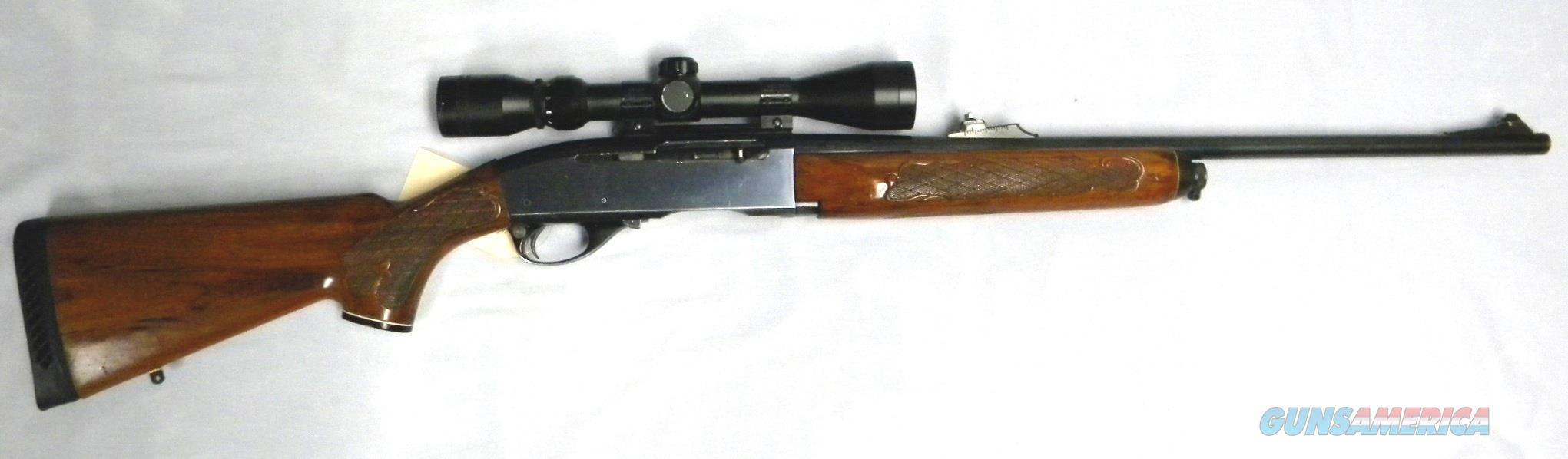 Remington 742(A) 'Woodsmaster'  30-06 Semi-Automatic Rifle