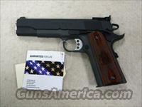 Springfield Armory 1911-A1 'Range Officer', .45 ACP