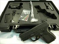 "BLOW OUT SALE!!  Springfield Armory XDS-9, 9mm, 3.3"" Barrel, With ''06 Gear''!"