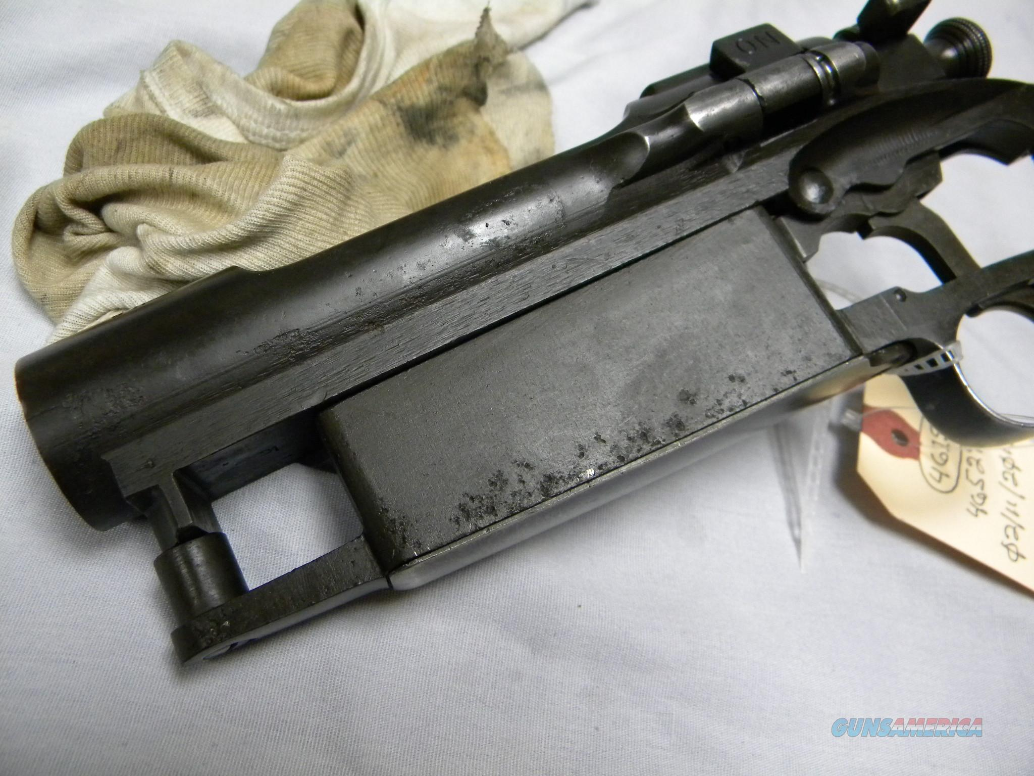 1903 Receiver w/Action, Made By Springfield Armory
