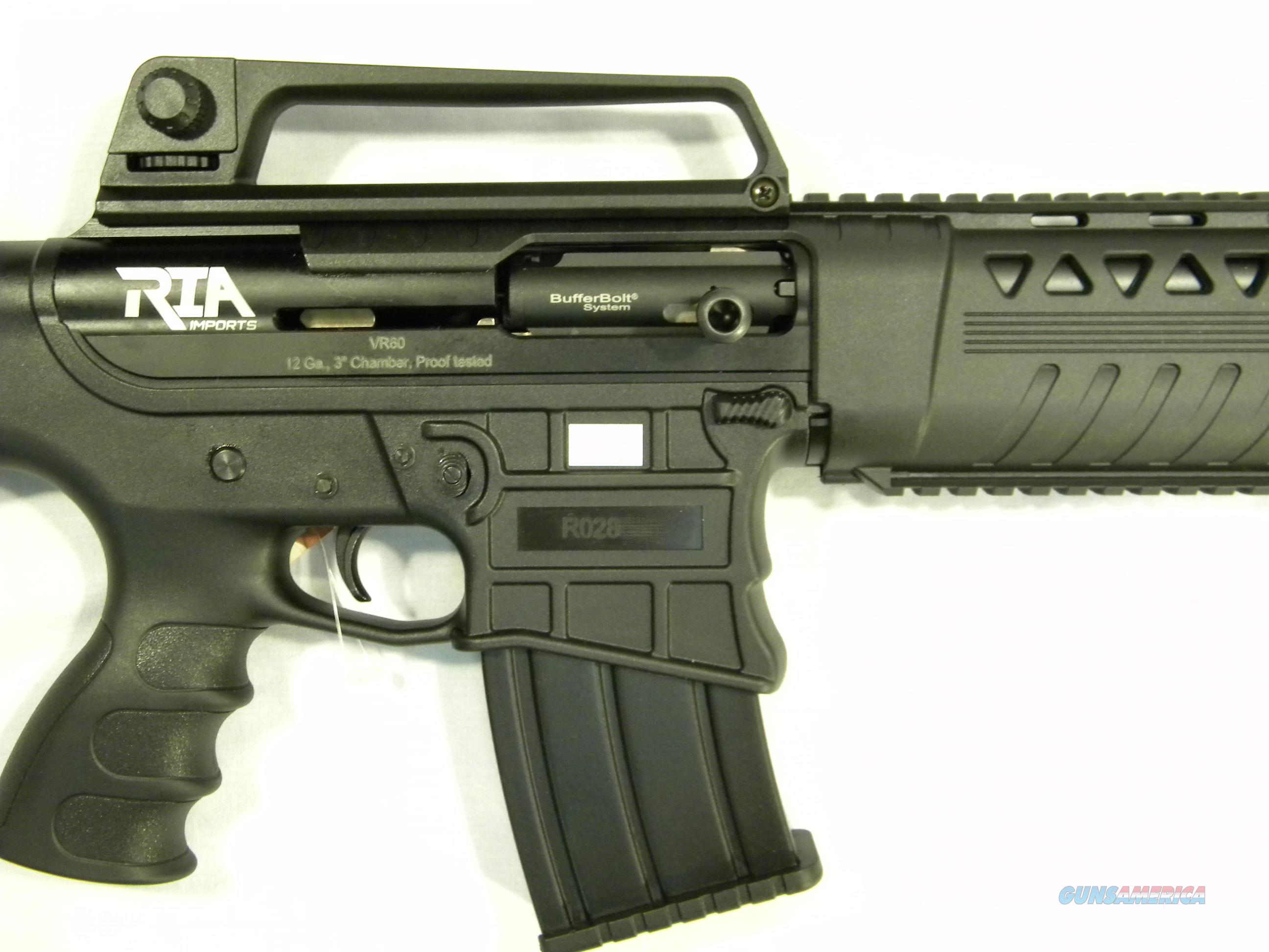 Rock Island Armory VR60, AR-Style Semi-Auto 12 ... For Sale
