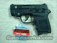 Smith & Wesson Bodyguard .380, With Laser
