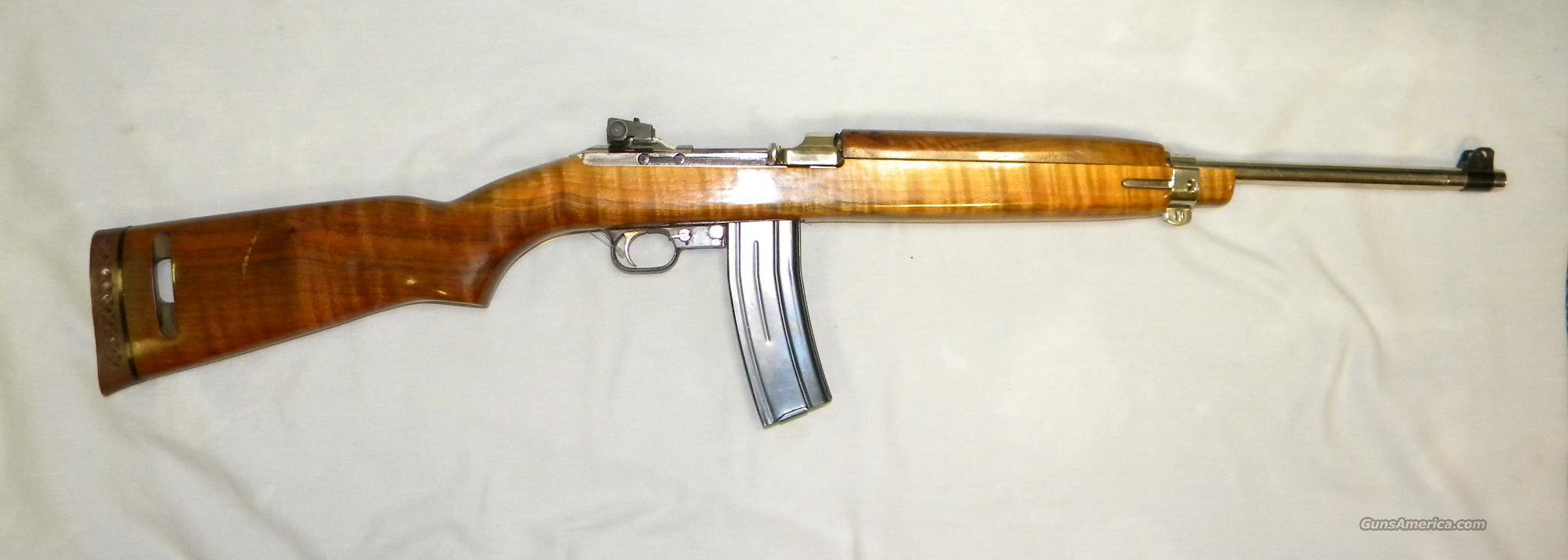 universal m1 carbine nickel for sale